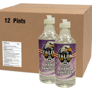 Talon Hand Sanitizer Pints