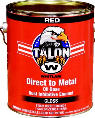 Direct to Metal Coating