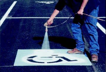Traffic Stencil